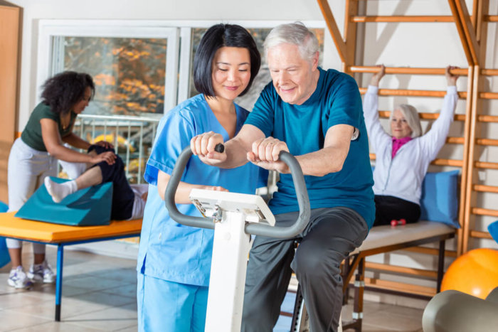 Physical Therapy in St. Louis, MO