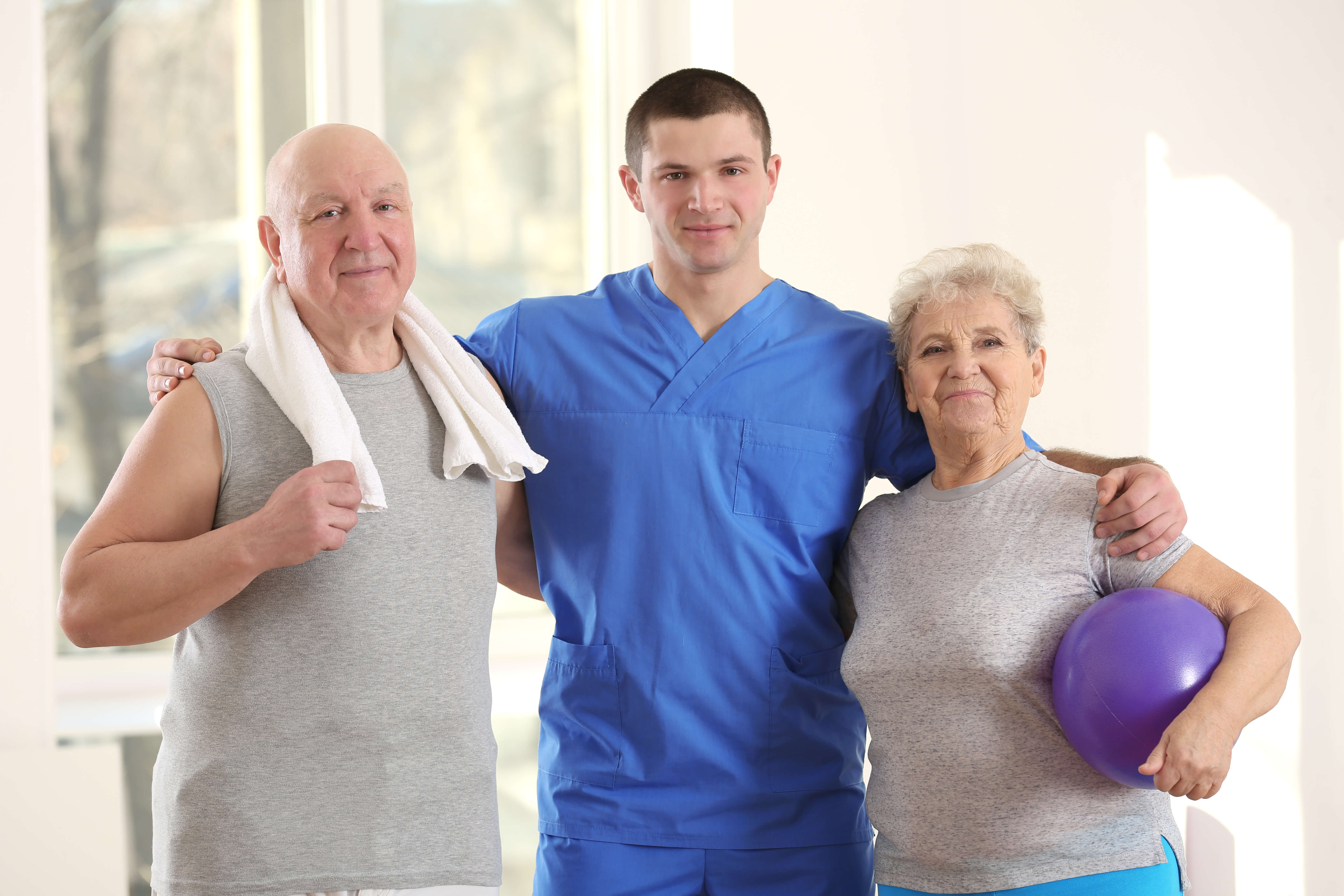 Physical Therapy in Creve Coeur MO