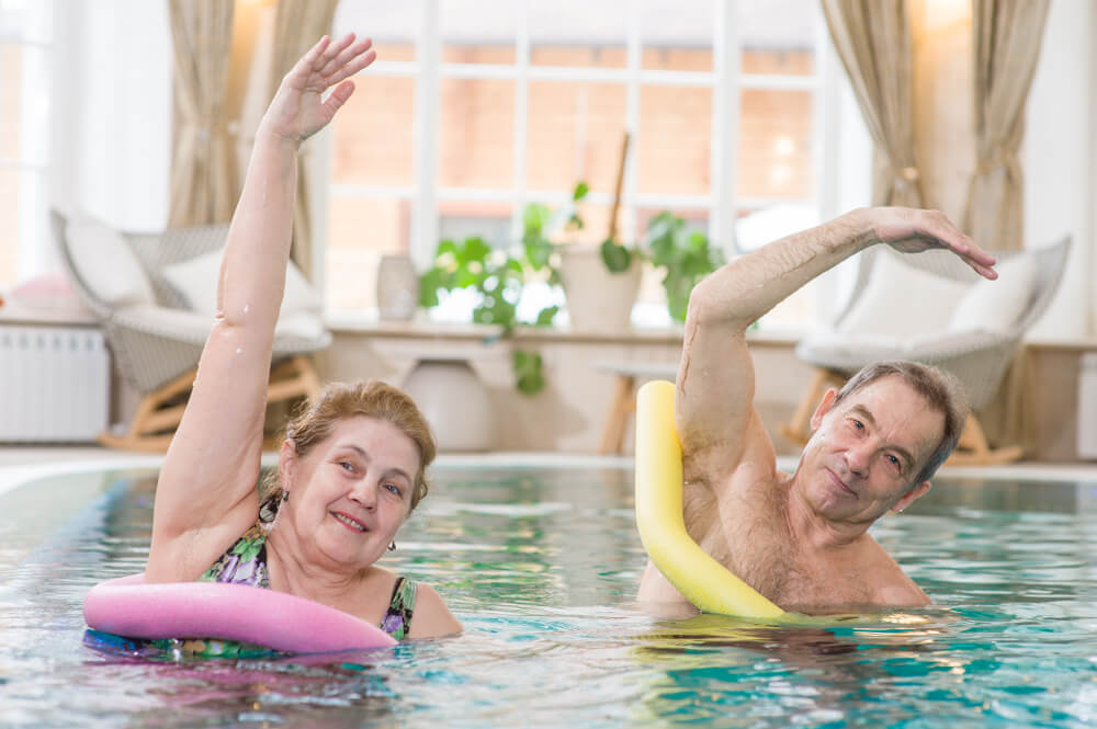 Who Needs Aquatic Therapy