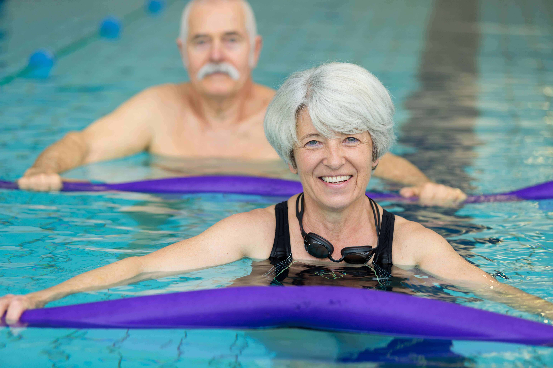 Three Goals of Aquatic Therapy