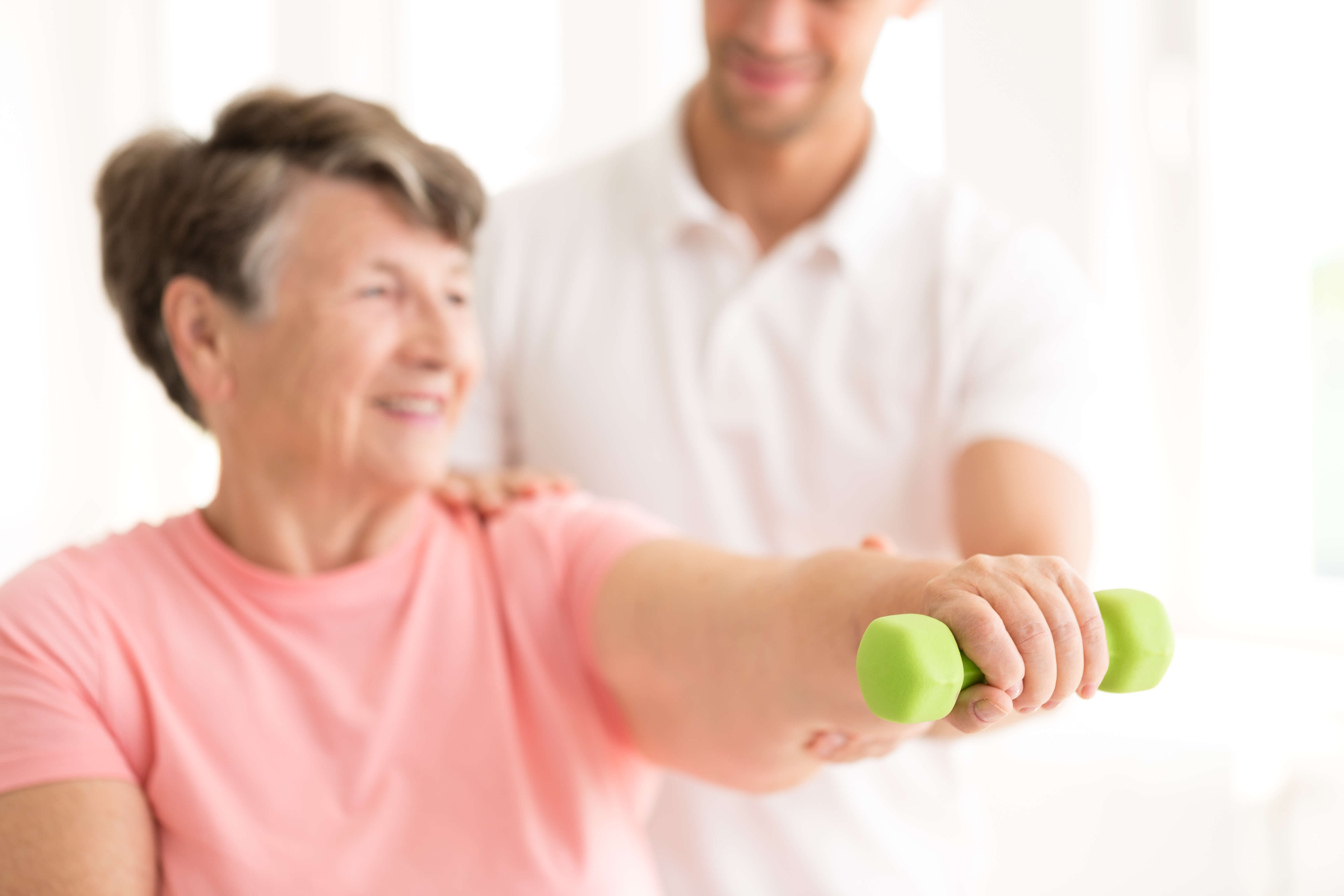 Physical Therapy Benefits