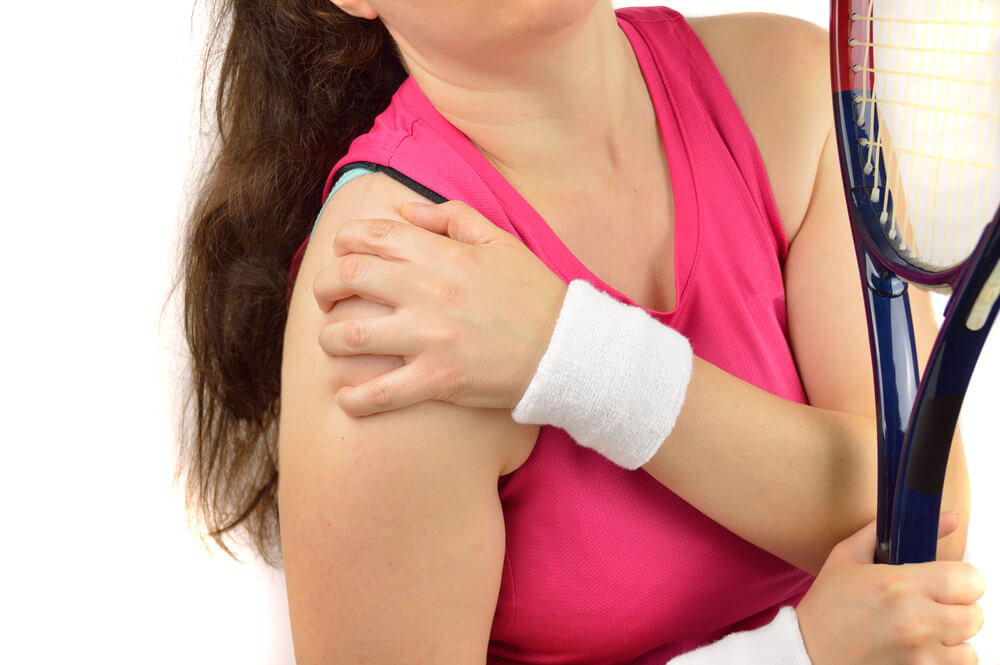 Tennis Injuries to the Shoulder